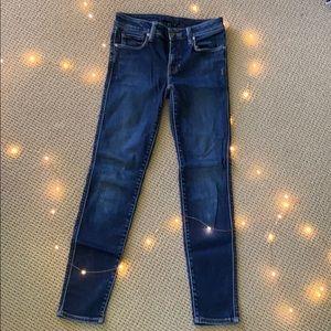 GENETIC Los Angeles skinny jeans